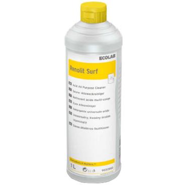 ECOLAB Renolit Surf Allzweckreiniger 1000 ml - Flasche (1 Karton = 6 Flaschen)