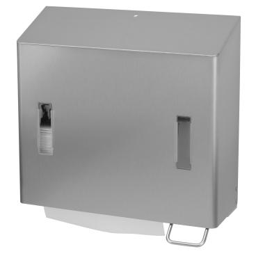 SanTRAL® CPU 2 Handtuch- und Seifenspender