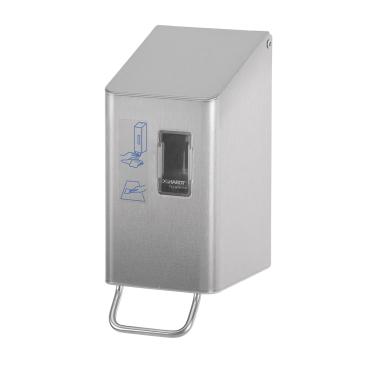 SanTRAL® TSU 2 Spender für Toiletten-Desinfektion