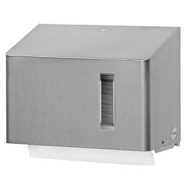 SanTRAL® HSU 15 Papierhandtuchspender Edelstahl, geschliffen, E