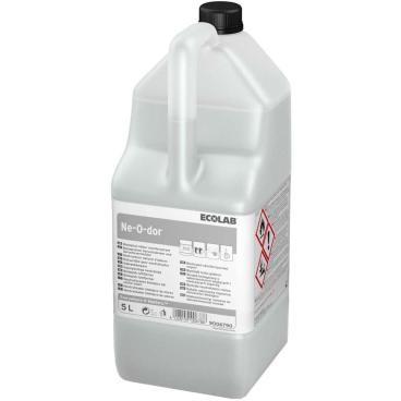 ECOLAB Ne-O-dor Geruchsbinder 5 l - Kanister (1 Karton = 2 Kanister)