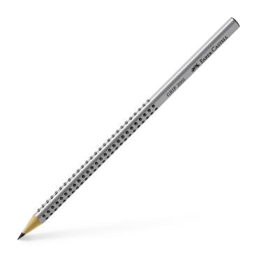 Faber-Castell Grip 2001 Bleistift, HB 1 Stück