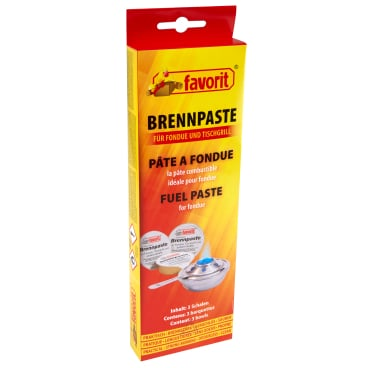 Favorit Brennpaste