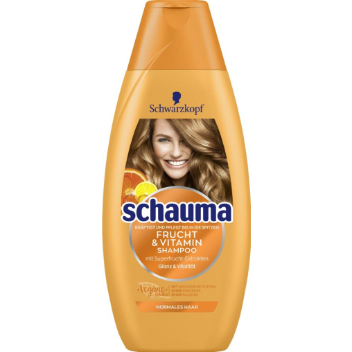 Schauma Frucht & Vitamin Shampoo