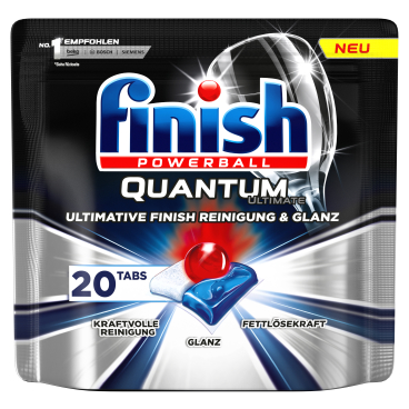 Finish Quantum Ultimate Spülmaschinentabs