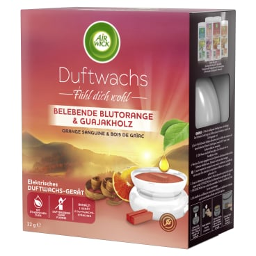 Air Wick Duftwachs Starter-Set