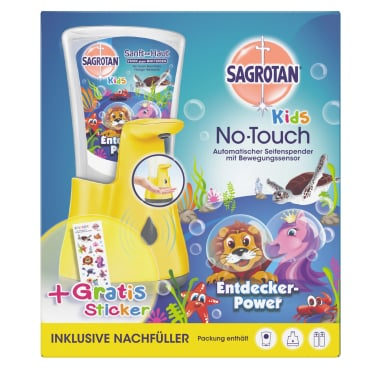 Sagrotan Kids No-Touch automatische Box