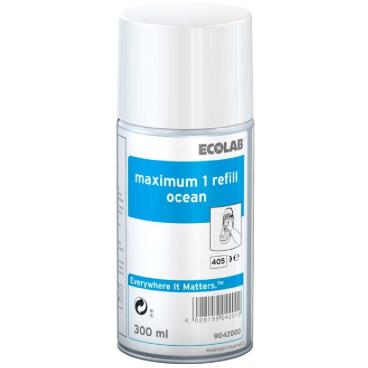 ECOLAB Maximum Ocean Lufterfrischer 300 ml - Dose (1 Karton = 6 Dosen)
