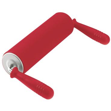 Kaiser Kaiserflex Red Teigrolle, hochgestellt, 25 cm
