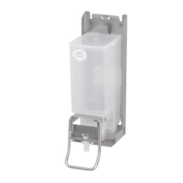SanTRAL® NSU 5 S Schrankeinbauspender für Seife- und Desinfektionsmittel