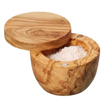 Zassenhaus Salz-/Gewürztopf mit Magnetdeckel