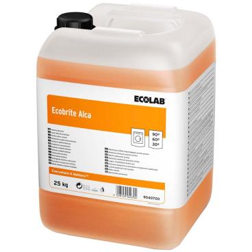 ECOLAB Ecobrite Alca Spezialwaschmittel 25 kg - Kanister