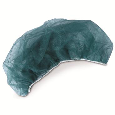 B. Braun Folitex® Einweg-OP-Haube 1 Packung = 250 Stück, unisize, grün