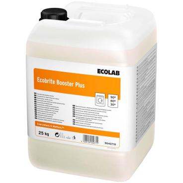 ECOLAB Ecobrite Booster Plus Spezialwaschmittel 25 kg - Kanister