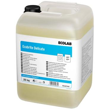 ECOLAB Ecobrite Delicate Feinwaschmittel 20 kg - Kanister