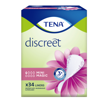 TENA Discreet Mini Magic Slipeinlagen