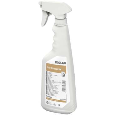 ECOLAB Pro Shine Special Möbelpolitur 500 ml - Flasche (1 Karton = 6 Flaschen)