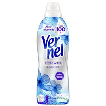 Vernel Fresh Control Cool Fresh Weichspüler