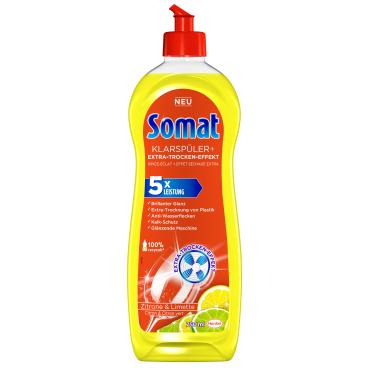 Somat Zitrone & Limette Klarspüler