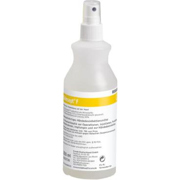 ECOLAB Skinsept® F Hautantiseptikum 350 ml - Sprühflasche (1 Karton = 24 Flaschen)
