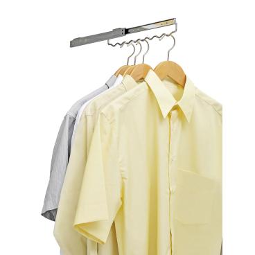 WENKO Kleider- und Hemdenbügel Schrankauszug