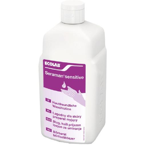 ECOLAB Seraman® sensitive Waschlotion