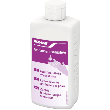 ECOLAB Seraman® sensitive Waschlotion