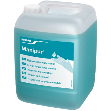 ECOLAB Manipur® Waschlotion 6 l - Kanister