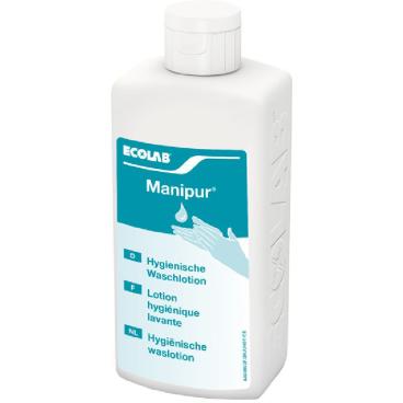 ECOLAB Manipur® Waschlotion 500 ml - Flasche (1 Karton = 24 Flaschen)