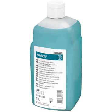 ECOLAB Manisoft® Waschlotion 1000 ml - Flasche (1 Karton = 12 Flaschen)
