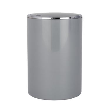 WENKO Inca Schwingdeckeleimer, 5 Liter