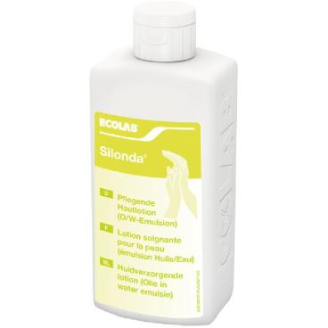 ECOLAB Silonda® Hautlotion 500 ml - Flasche (1 Karton = 24 Flaschen)