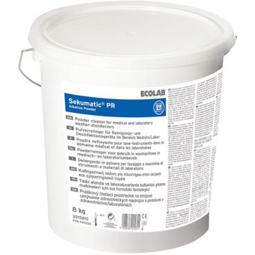 ECOLAB Sekumatic® PR Instrumentenreiniger 8 kg - Eimer mit Messbecher