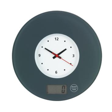 WENKO Time Küchenwaage mit Uhr