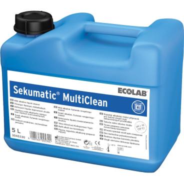 ECOLAB Sekumatic® MultiClean 5 l - Kanister (1 Karton = 3 Kanister)