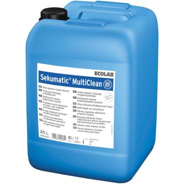 ECOLAB Sekumatic® MultiClean 20 l - Kanister