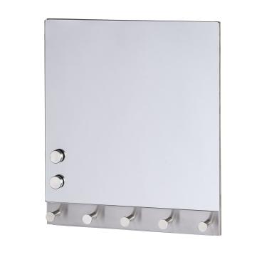 WENKO Mirror Magnetische Garderobe