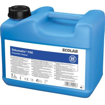 ECOLAB Sekumatic® FRE Instrumentenreiniger 5 l - Kanister (1 Karton = 3 Kanister)