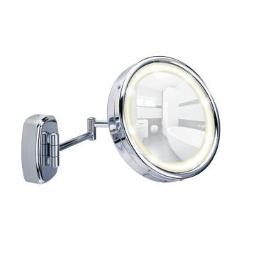 WENKO Kosmetikspiegel mit Touch-Funktion
