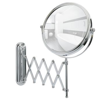 WENKO Deluxe Teleskop Kosmetikspiegel
