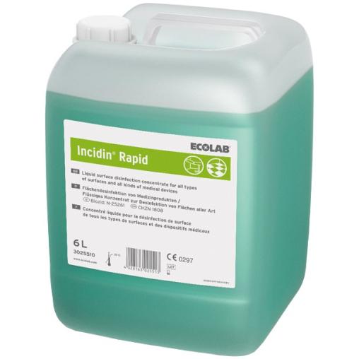 ECOLAB Incidin® Rapid Desinfektionsreiniger