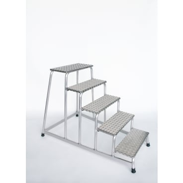 Günzburger Aluminium-Arbeitspodest, starr