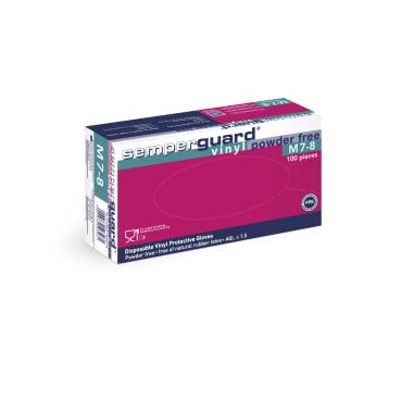 Semperguard® Einmalhandschuhe, Vinyl, puderfrei