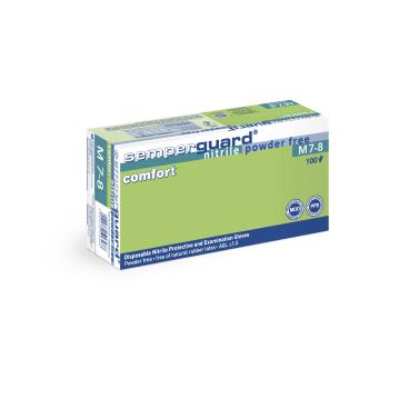 Semperguard® Einmalhandschuhe, Nitril, Comfort