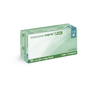 Sempercare® Latex-Untersuchungshandschuh