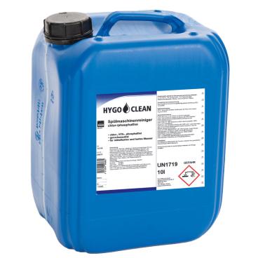 HYGOCLEAN Spülmaschinenreiniger chlor-/ phosphatfrei