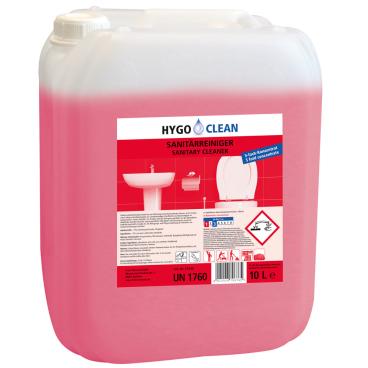 HYGOCLEAN Sanitärreiniger Konzentrat