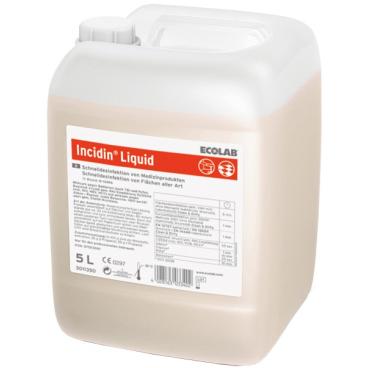 ECOLAB Incidin® Liquid Schnelldesinfektion 30 l - Kanister