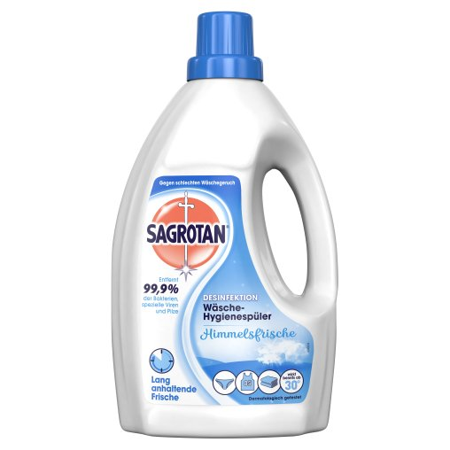 SAGROTAN Wäsche-Hygienespüler, 1,5 Liter
