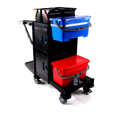 Floorstar Moppboxwagen, abschließbar